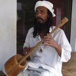 The present-day Baul, playing thier traditinally favored Ek Tara