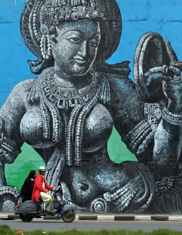 India's awesome street art (3/5)
