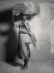 Broom maker and seller, earning $20 per week, 2011