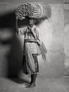 Broom maker and seller, earning $20 per week, 2011