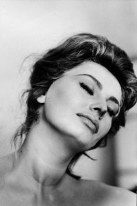 Sophia Loren, Italy, 1961.