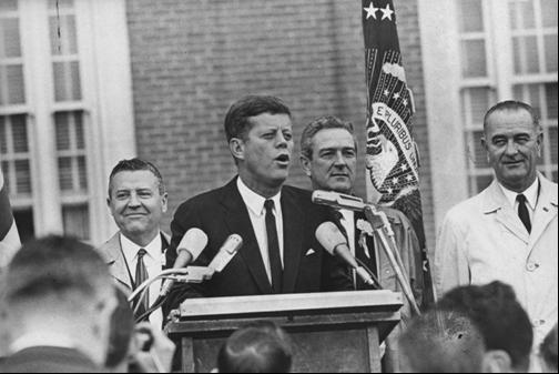 JFK in Texas