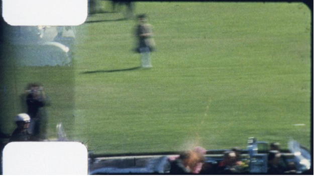 Key Frame by Frame Stills From the Zapruder Film