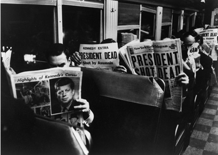 Portrait of an Era When Newspapers Mattered