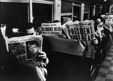 Portrait of an Era When Newspapers Mattered