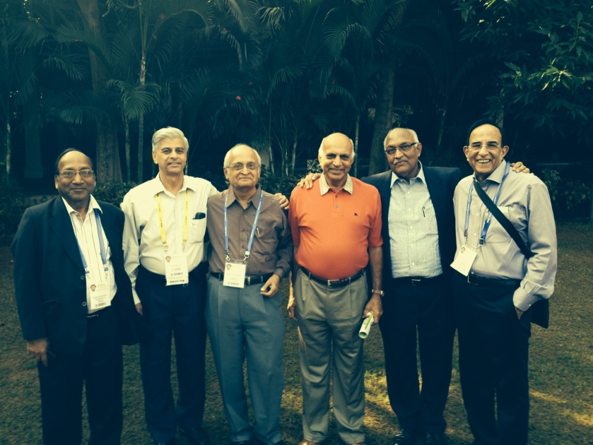 1971 MBA Batchmates at BGM 2014