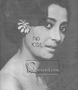 Suchitra Sen - The Wrong Cheek