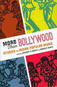 More Than Bollywood - Studies in Popular Music