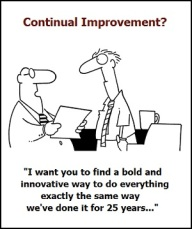 Continual-Improvement - 10 leadership ways