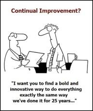 Continual-Improvement - 10 leadership ways