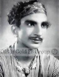 Raj Khosla - a rare picture, when he was 21