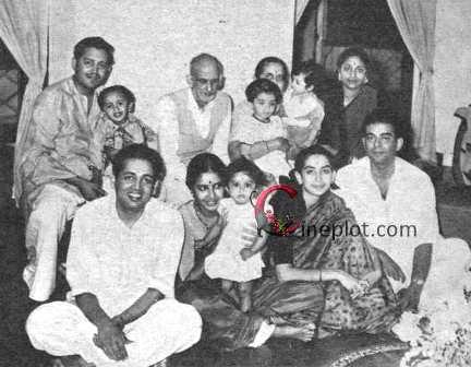 guru-dutt-family