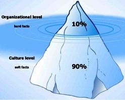 Change Management Iceberg