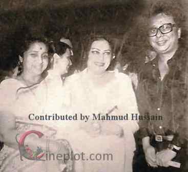 noor-jehan-with-r-d-burman-asha-bhosle